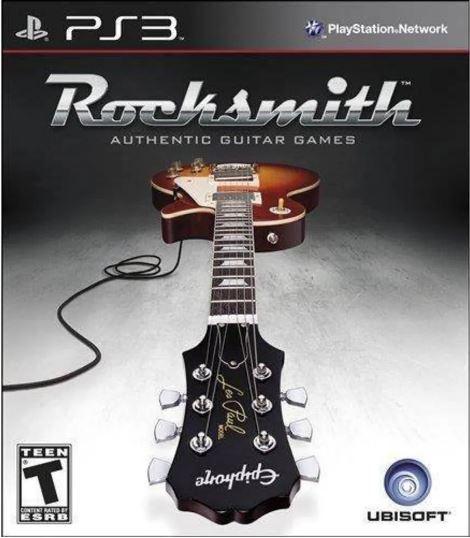 Jogo PS3 Usado Rocksmith
