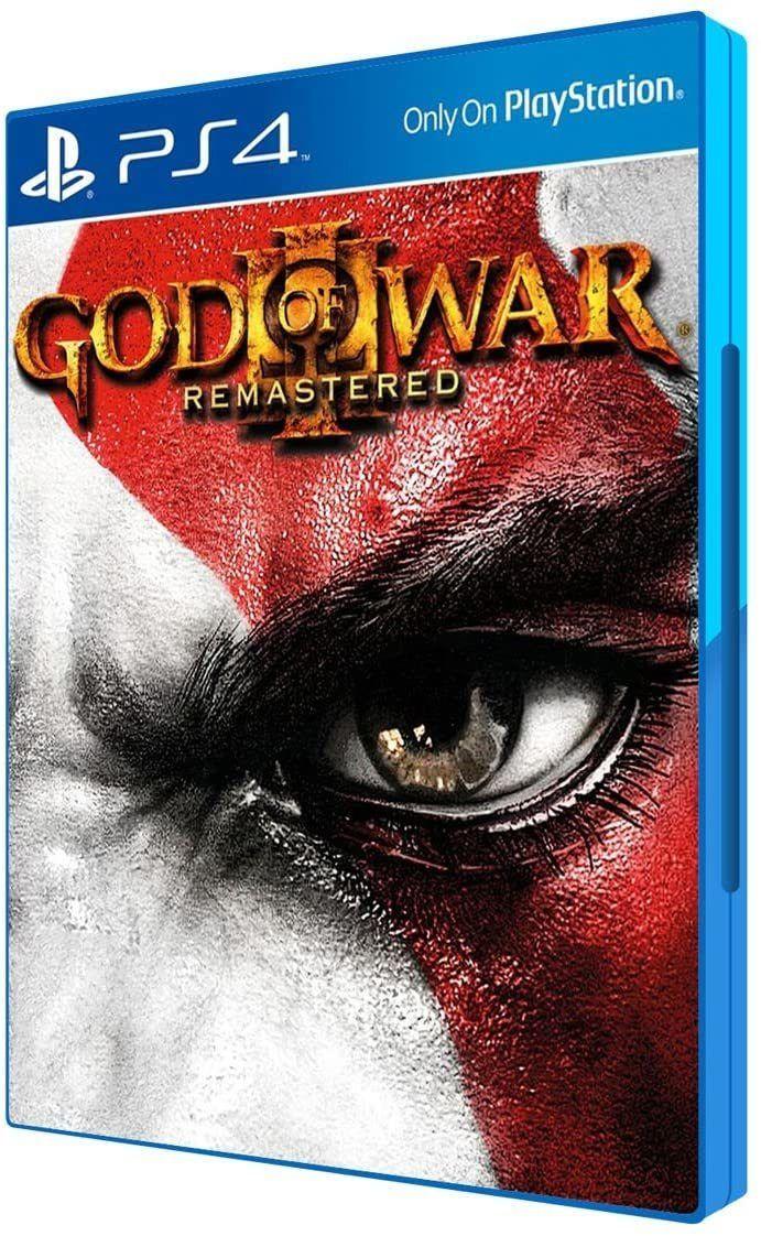 Jogo PS4 God Of War 3 Remastered