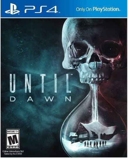 Jogo PS4 Until Dawn