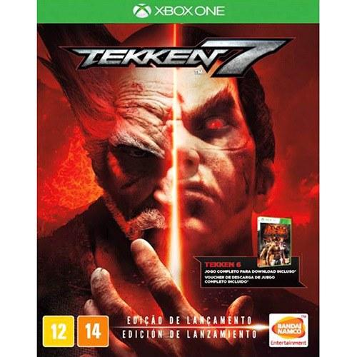 Jogo Xbox One Tekken 7 Dlc Jogo Complet
