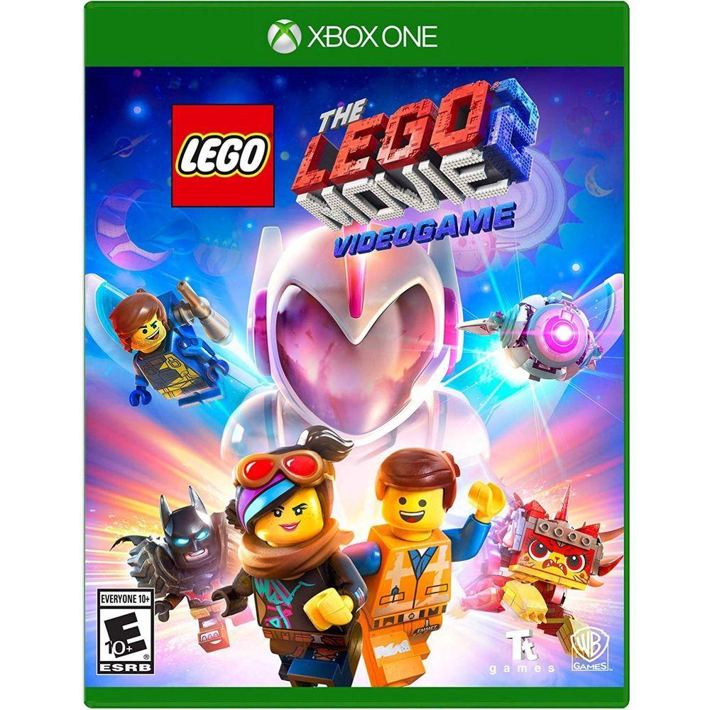 Jogo Xbox One Uma Aventura Lego 2 Videogame N