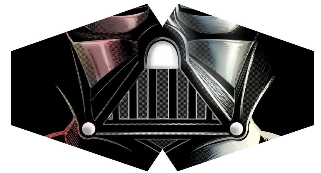 Máscara Death Vader M-01 - Tamanho G