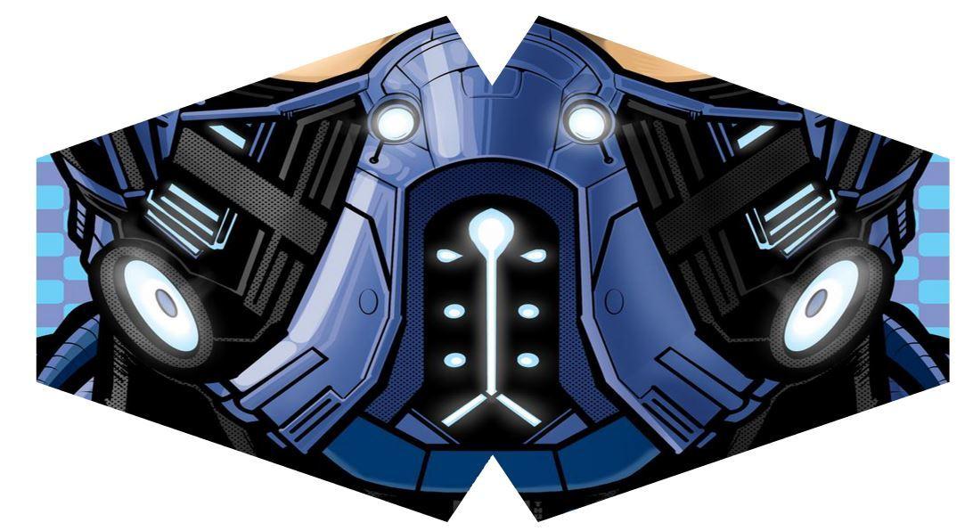Máscara Subzero M-08 - Tamanho G