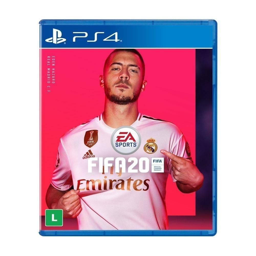 Jogo PS4 Fifa 20 ED. Vaanilla BR