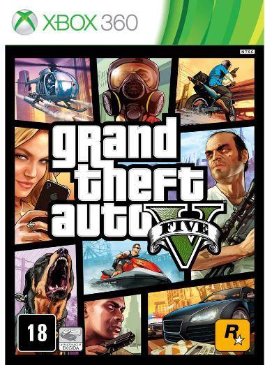 Xbox 360 Grand Theft Auto V 2