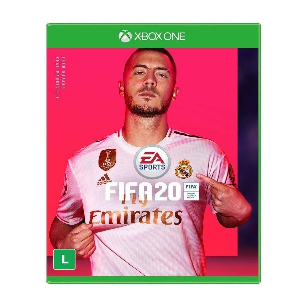 Jogo Xone FIFA 20 Ed. Vanilla Jogo Xone br