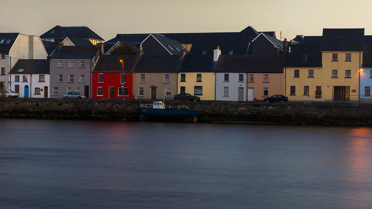 Holiday homes in Galway Bay