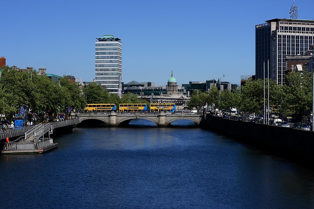 Holiday homes in River Liffey