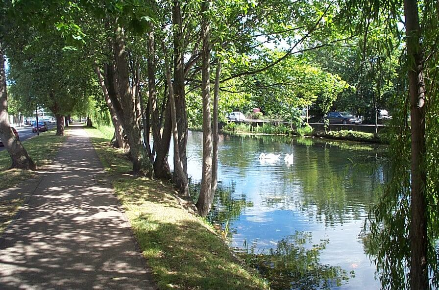 Holiday homes in Royal Canal