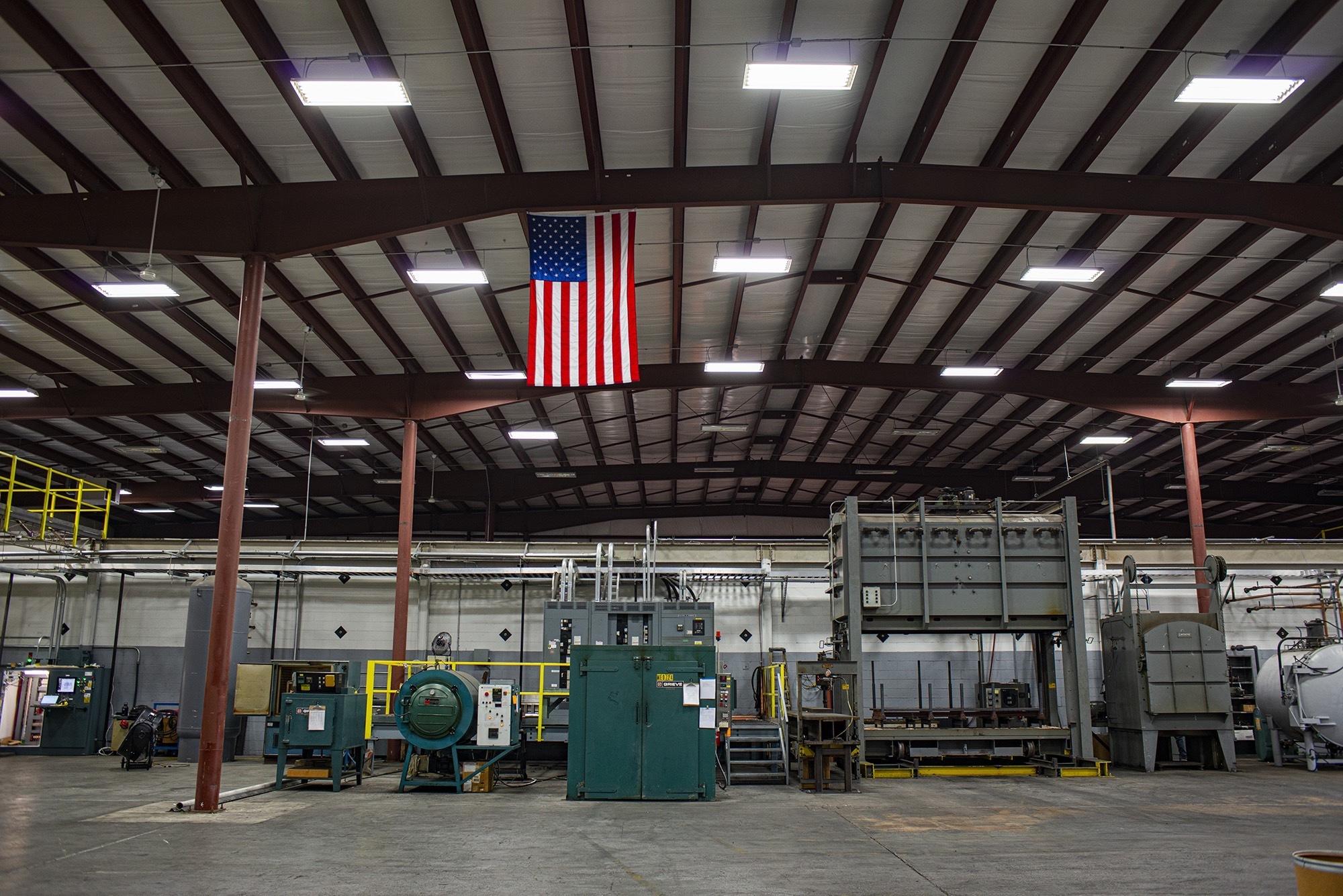 Vacu Braze facility expands
