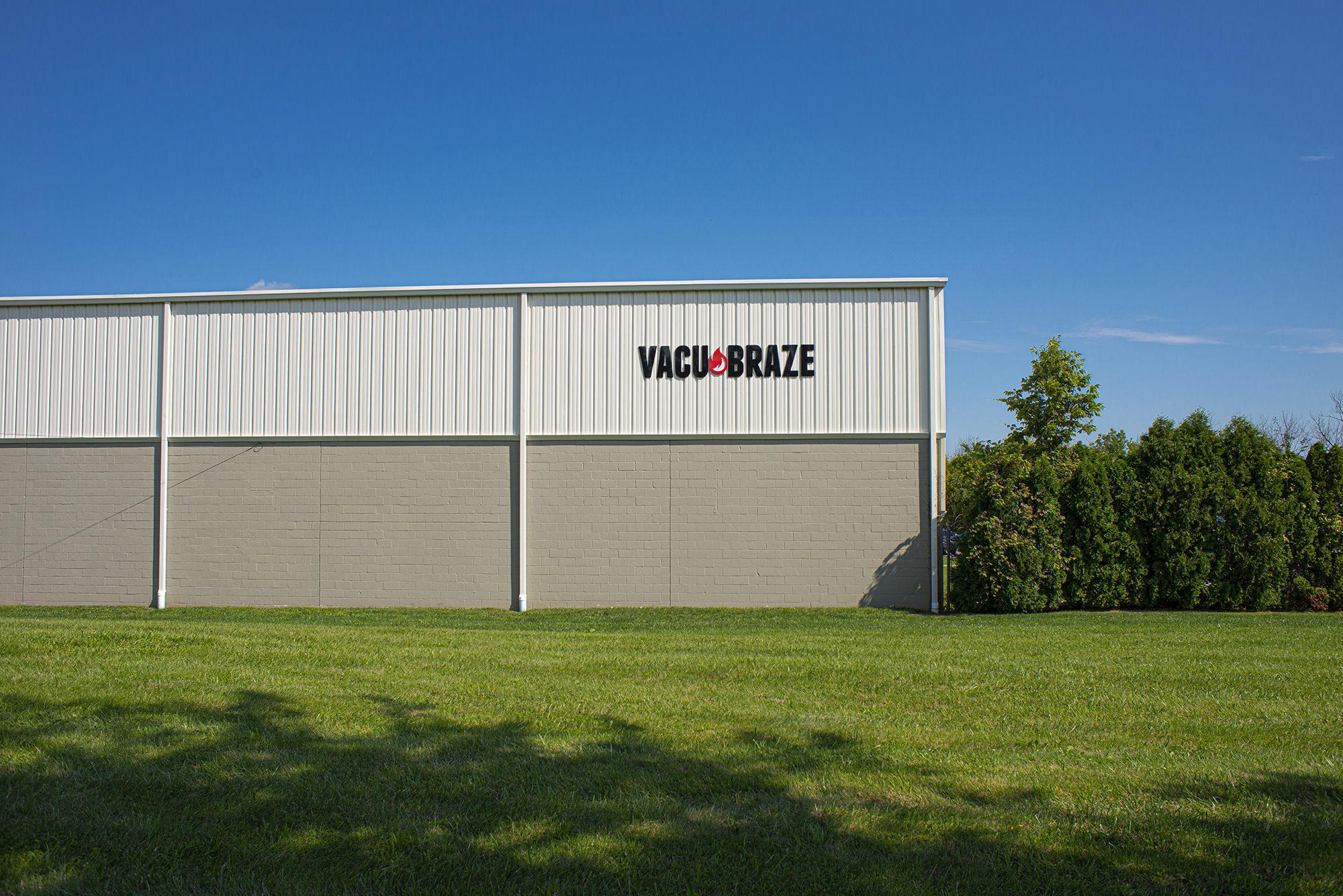 Vacu Braze Opens New Facility