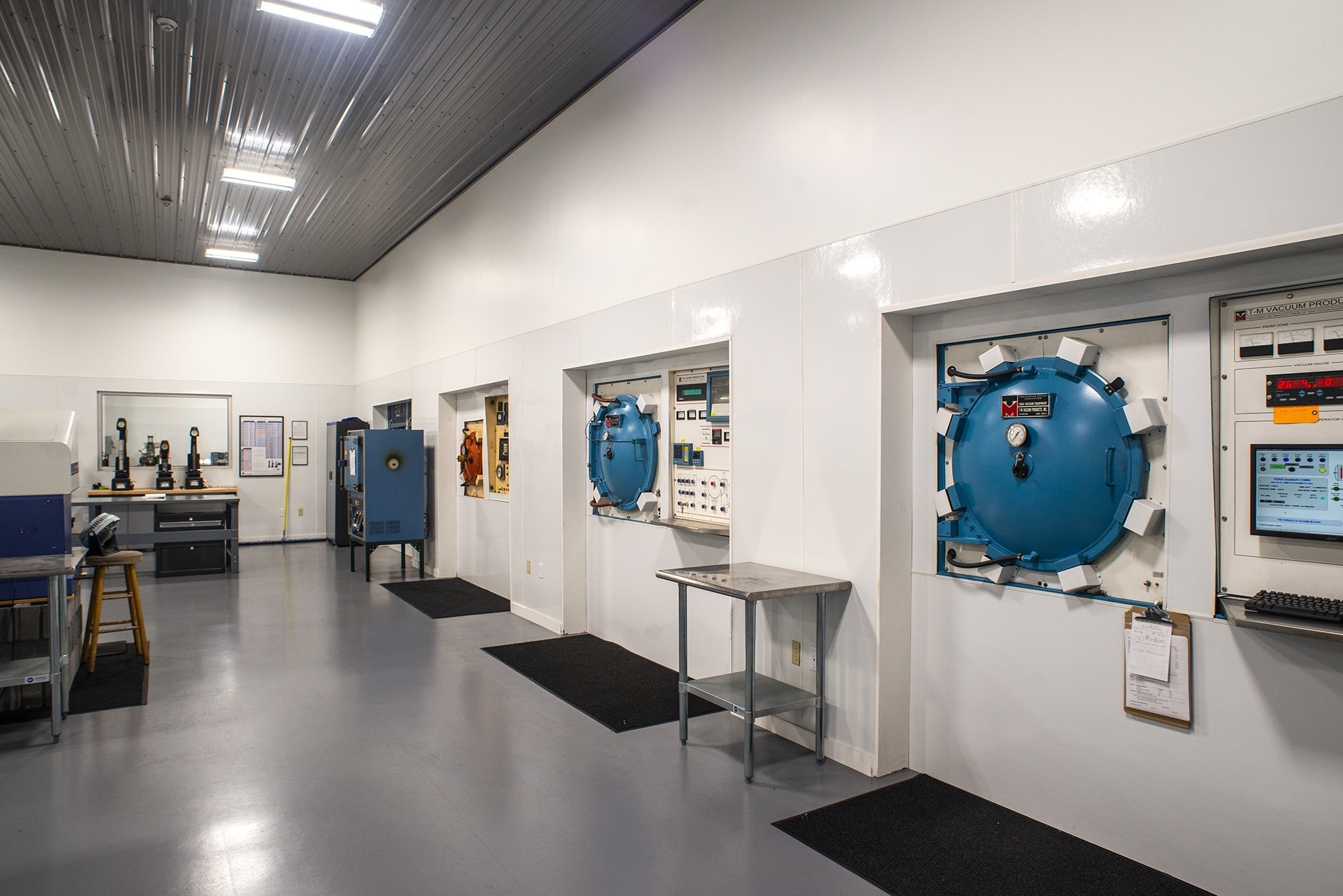 Clean Processing Facility
