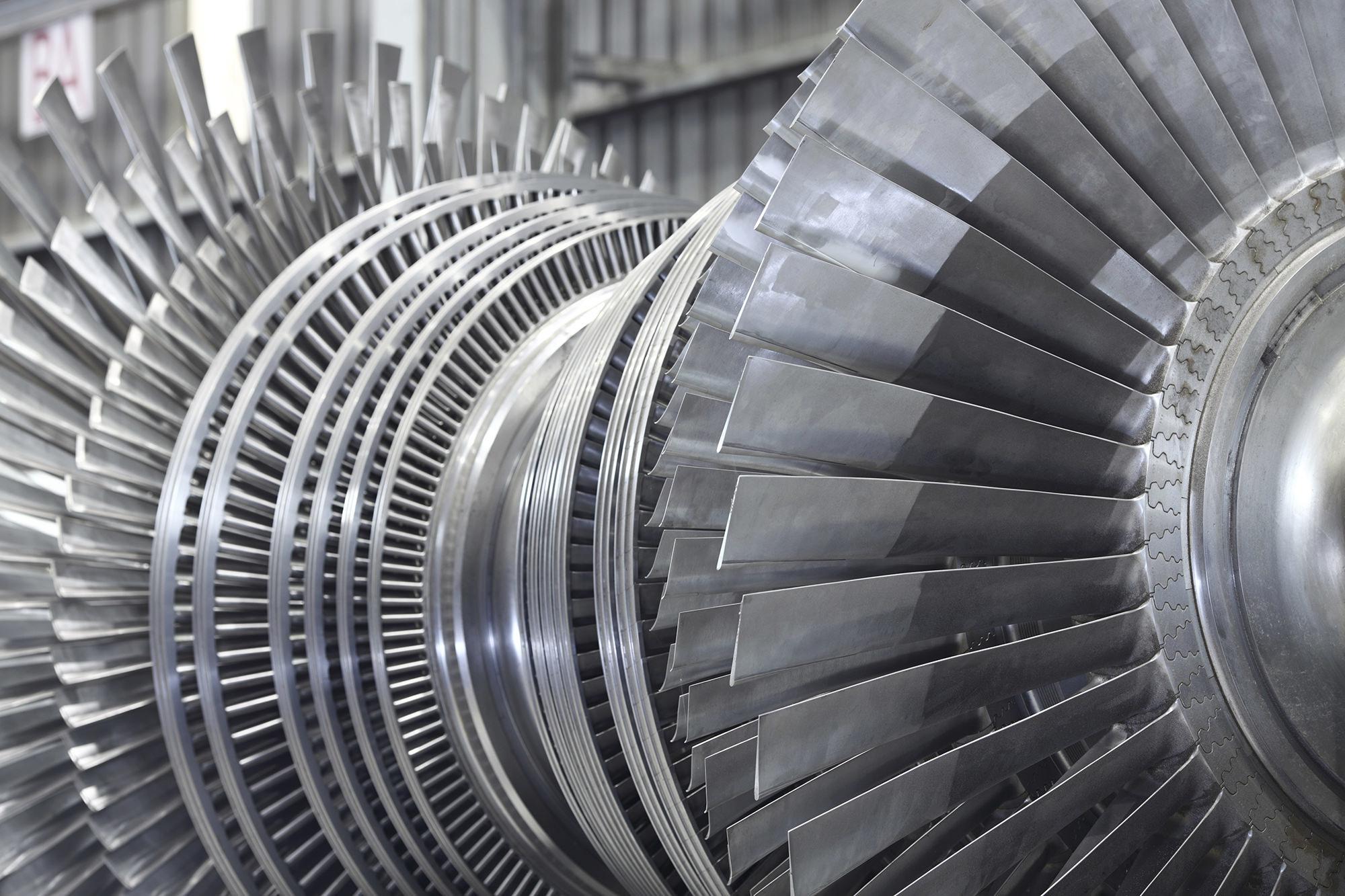 Power Generation Vacuum Heat Treatment