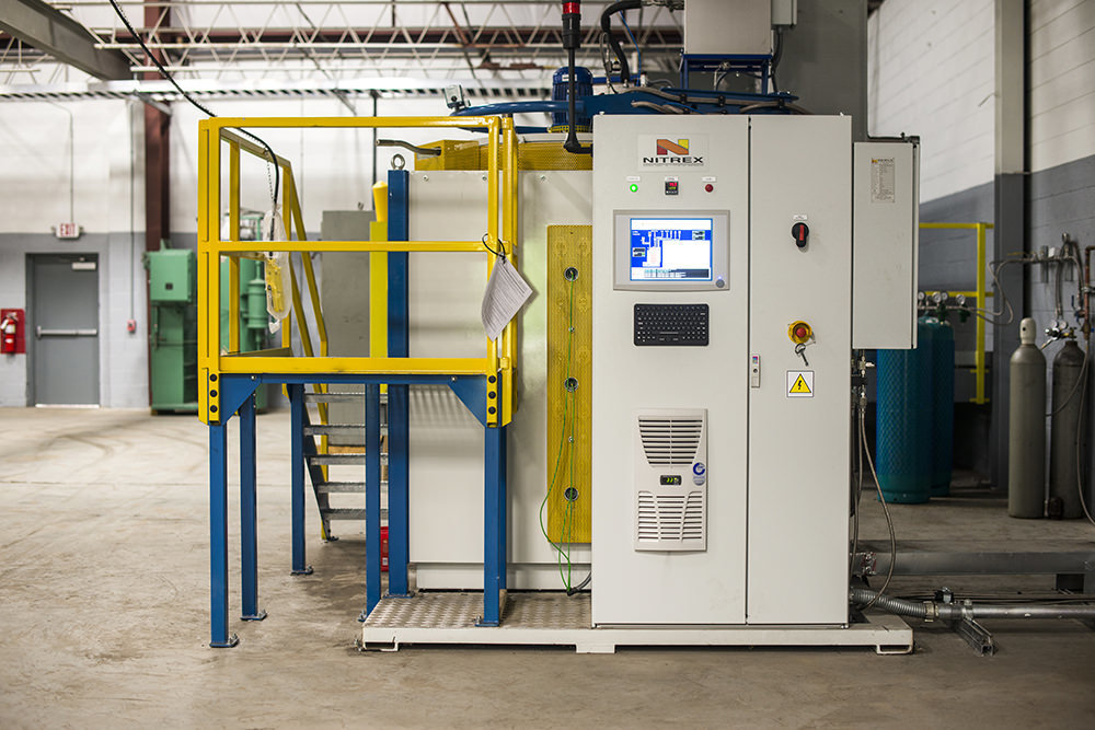 Nitrex Gas Nitriding System