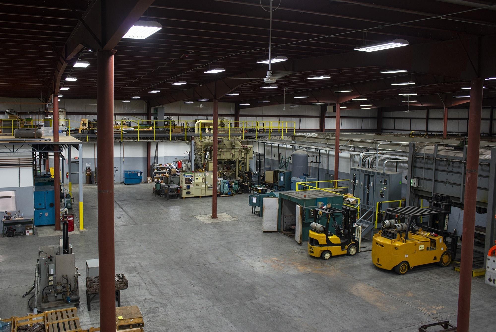 Vacu Braze Facility