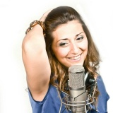 Ilaria Lila Cuoci  is a voice over actor