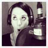 Sarah M. is a voice over actor