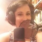 Andrea de Alva  is a voice over actor