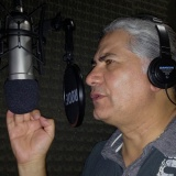 JORGE SAN MARTIN O.  is a voice over actor