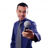 Luis Jose Gomez  is a voice over actor