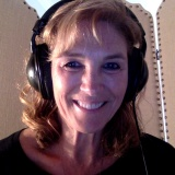Margie V. is a voice over actor