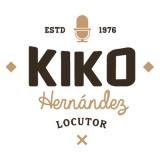 Kiko Hernandez  is a voice over actor