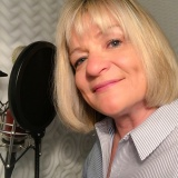 Lisa R. is a voice over actor