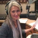 Eleni F. is a voice over actor