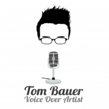 Tom B. is a voice over actor