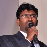 SUDHAKAR JOSHUA  is a voice over actor