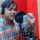 Kuldeep k. is a voice over actor