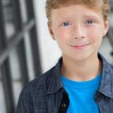 Cooper Chapman  is a voice over actor