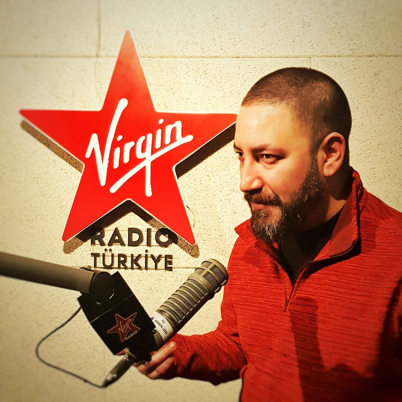 Cemil is a voice over actor