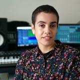 Marina Ribeiro  is a voice over actor