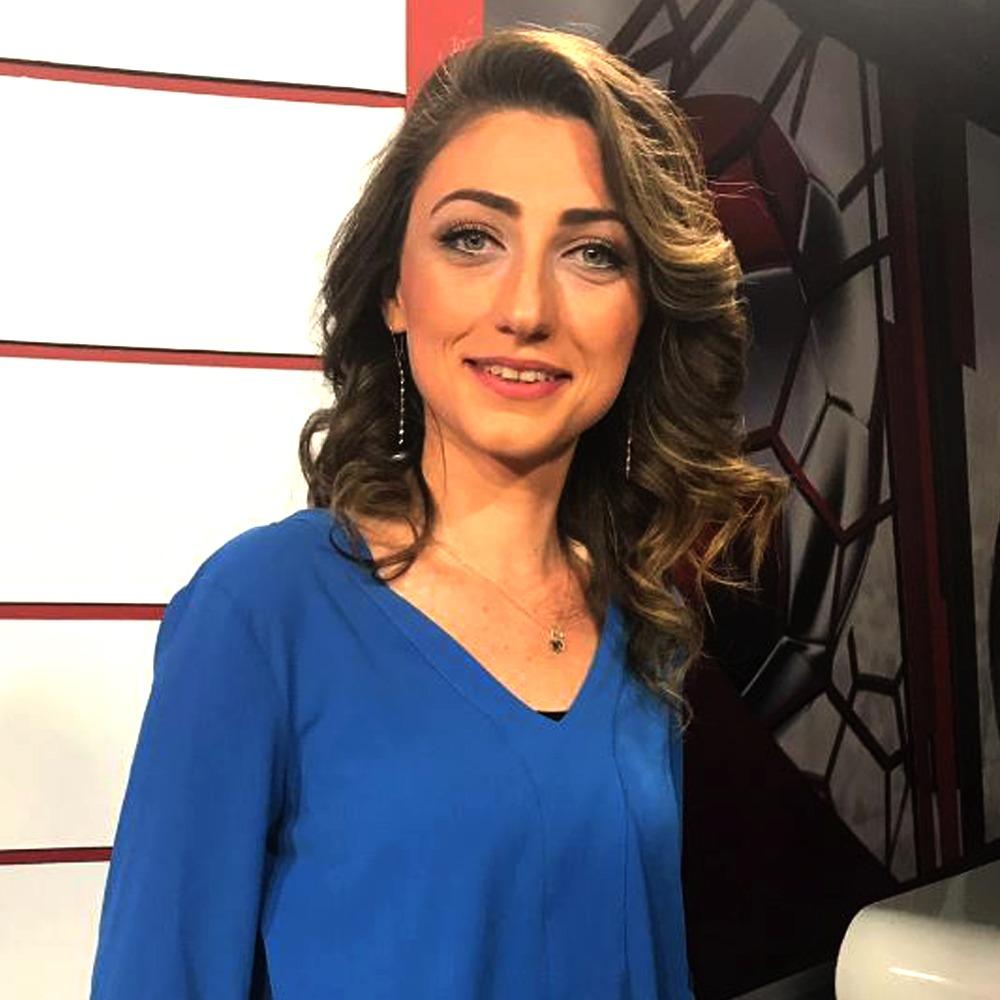 Merve Özyürek is a voice over actor
