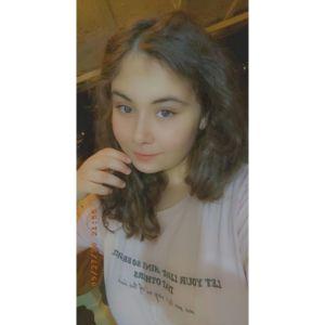 Pınar K. is a voice over actor