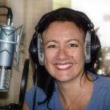 Maryna N. is a voice over actor