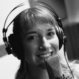 Katie Slezak  is a voice over actor