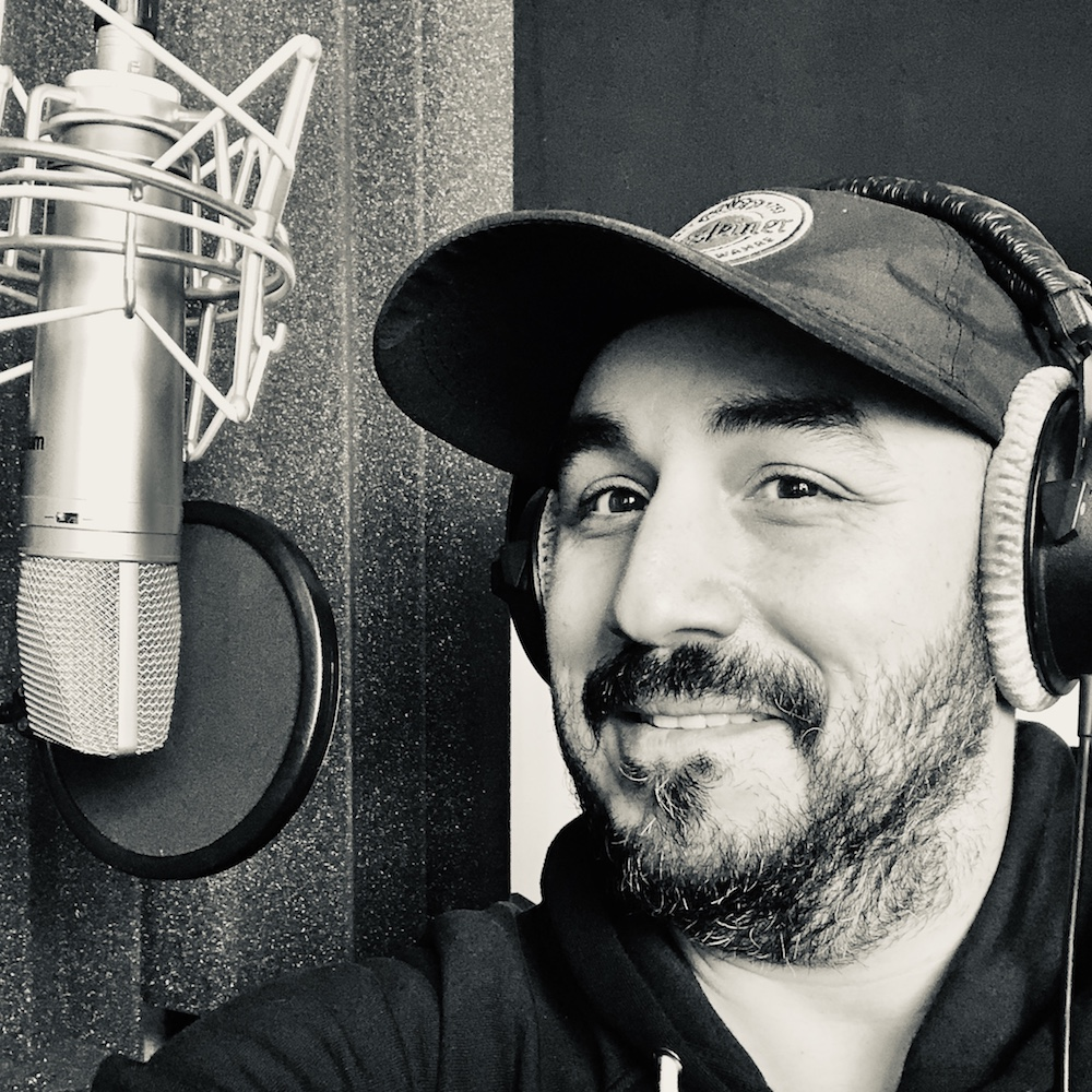 Kerem Aksoy is a voice over actor