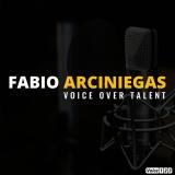 Fabio Arciniegas is a voice over actor