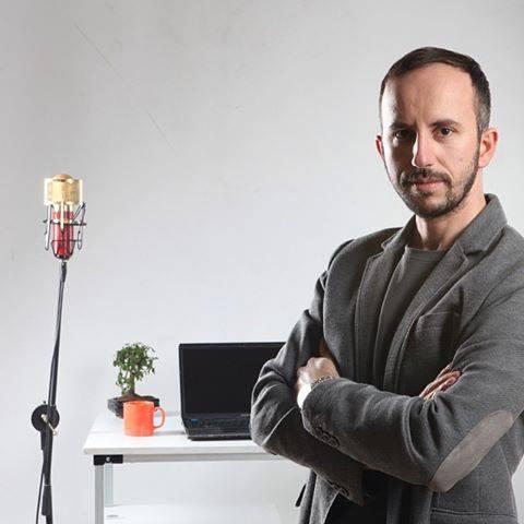 Sedat Beriş is a voice over actor