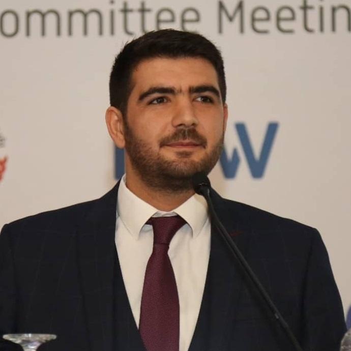 Arif Emre YILDIRIM is a voice over actor