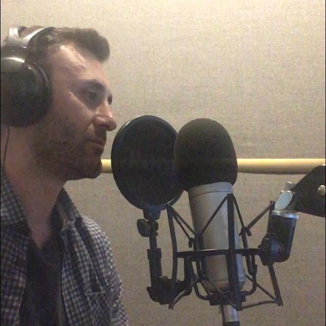Mehmet özcan is a voice over actor