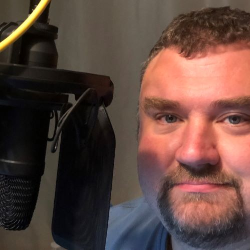 Chris is a voice over actor