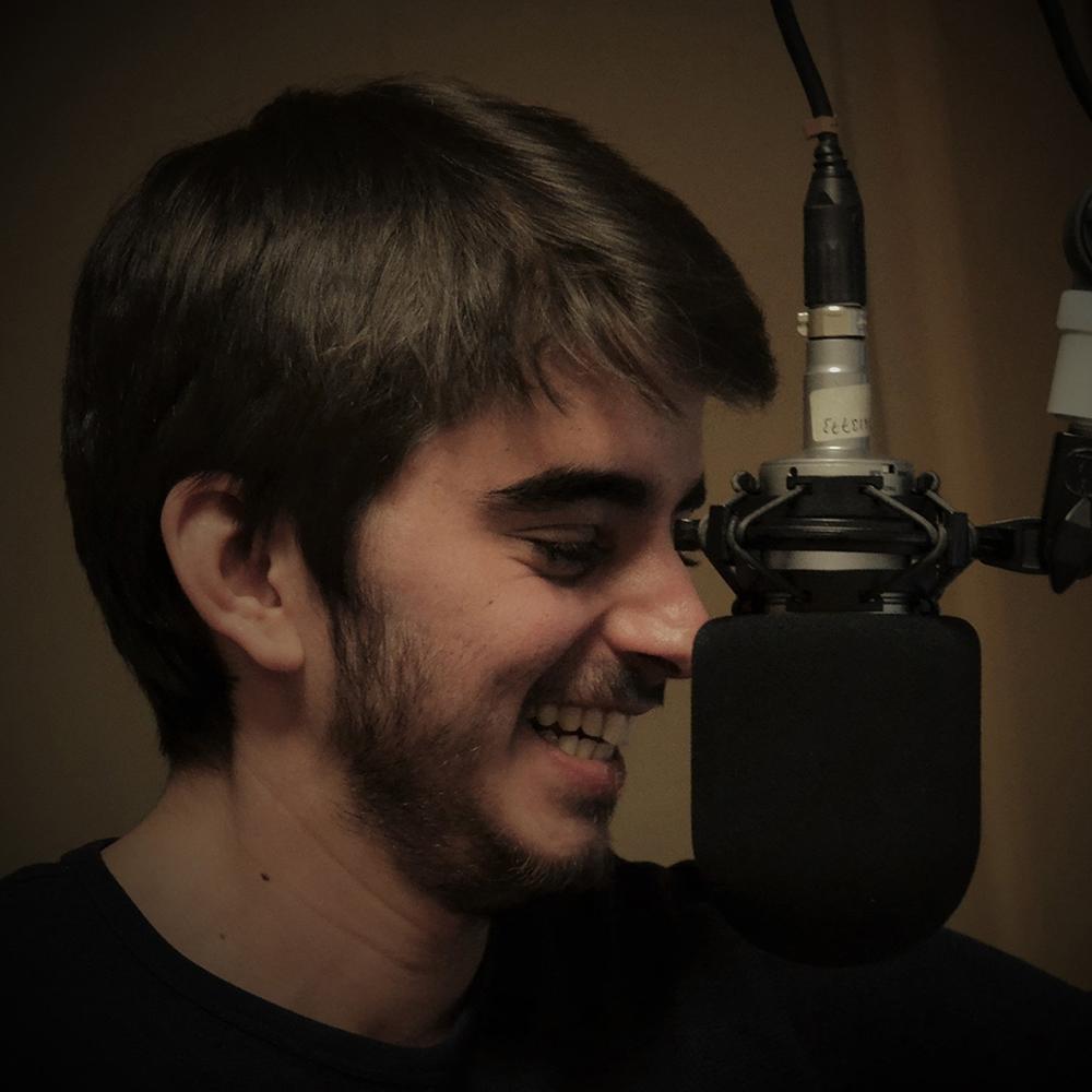 Oğuz is a voice over actor