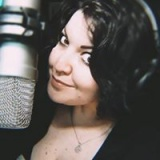 Maria M. is a voice over actor