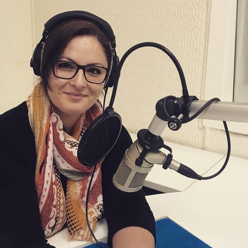 Ayşegül Melike Şimşek is a voice over actor