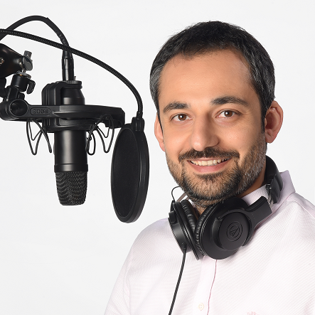 Mehmet Mehmet is a voice over actor