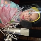 Fitria Indah  is a voice over actor