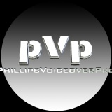 PHIL WILLIAMS  is a voice over actor